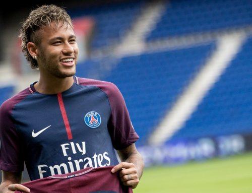 Neymar skadad – Lång rehabilitering väntar