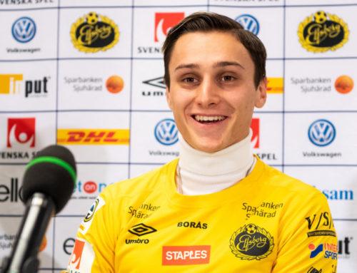 Jonathan Levi lånas till Elfsborg