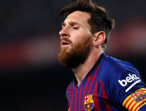Efter blodiga knocken i Champions League – Messi spelklar mot Huesca