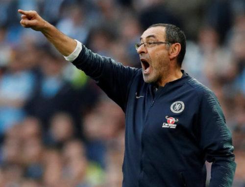 Sarri lämnar Chelsea – återvänder till Italien