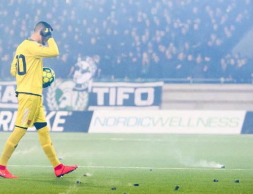 GAIS lämnar walk over mot IFK Göteborg