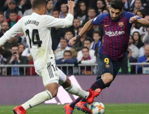 Barcelona vidare till final i Copa Del Rey efter 3-0 mot Real Madrid
