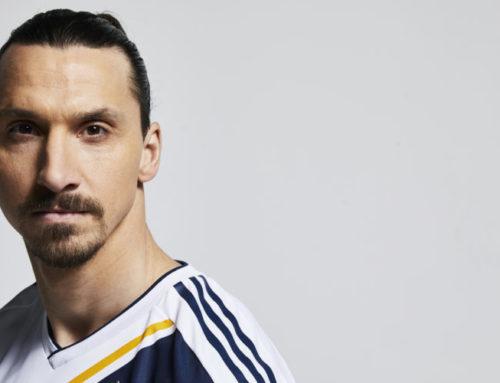 """Zlatan Ibrahimovic: """"Jag och Garibaldi"""""""