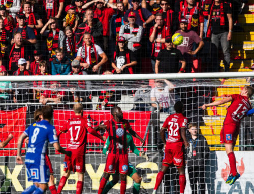 Östersunds FK och Ian Burchnall går skilda vägar