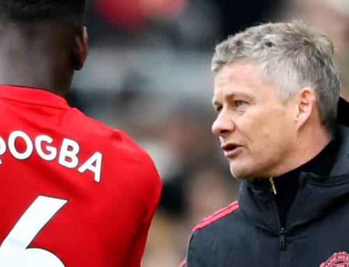 Manchester United förlänger med Solskjaer