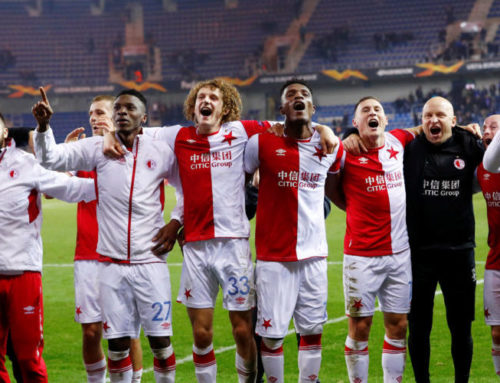 Inför kvartfinalerna i Europa League