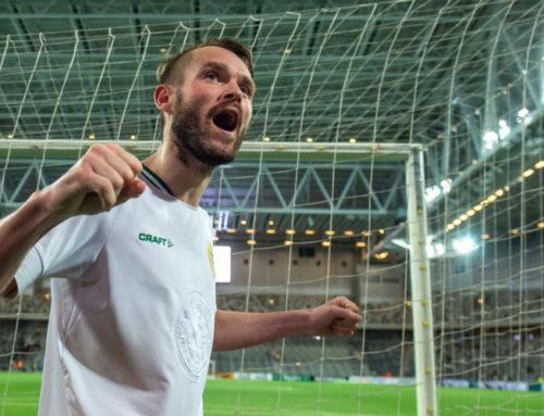 Hammarby klara för semifinal i cupen efter förlängning
