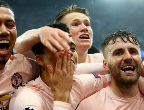 Så slutade veckans åttondelsfinalerna i Champions League