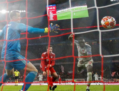 Dags för första semi-mötet i Champions League