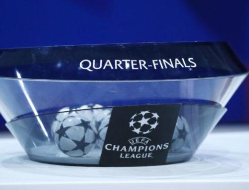 Kvartsfinalerna för Champions League 2019