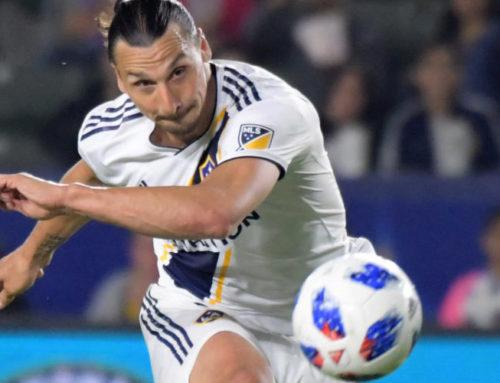 Två nya mål av Zlatan när Galaxy vann