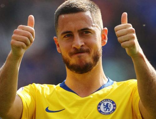 Real fortsatt hoppfulla om Hazard