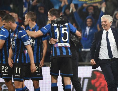 Atalanta klara för Champions League – för första gången på 111 år