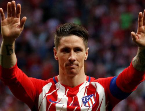 """Fernando Torres slutar: """"Dags för mig att sätta punkt för min fotbollskarriär"""""""