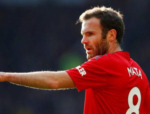 Mata kvar i United – skriver tvåårskontrakt