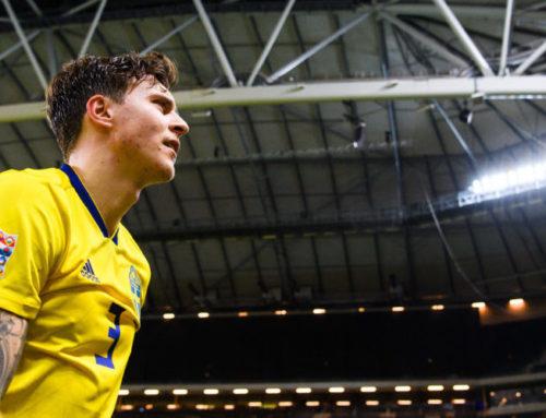 """VNL om Barca-ryktena: """"Väldig lycklig över att vara Manchester United-spelare"""""""