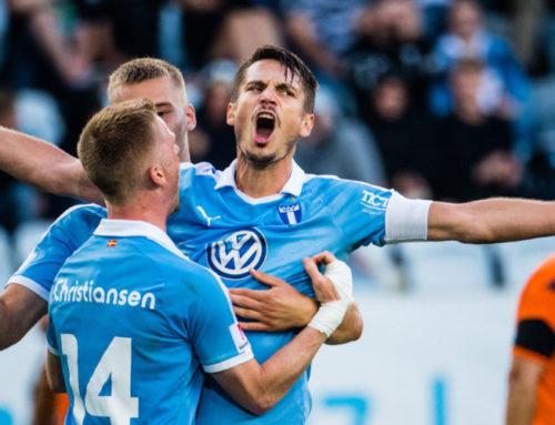 Förlust för AIK och vinst för MFF i Europa League-kvalet