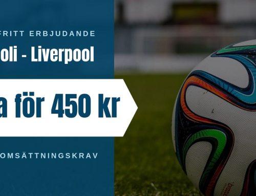 Riskfritt (17/9): CL– Napoli-Liverpool