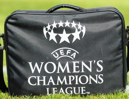Åttondelsfinalerna i damernas Champions League lottade