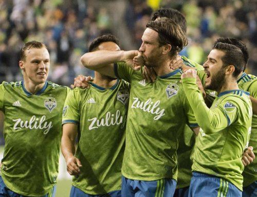Seattle och Gustav Svensson klara för MLS Final