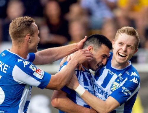 Oscar Wendt klar för IFK Göteborg