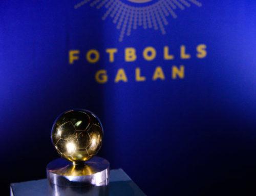Fotbollsgalan 2019: Här är de nominerade
