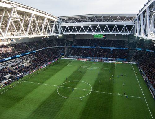 Hammarby gick segrande ur derbystriden mot Djurgården