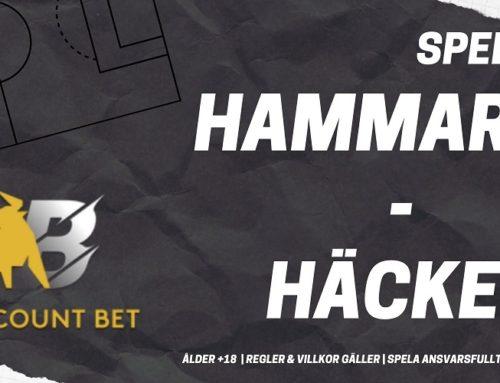 SPELTIPS 2/11: Hammarby – Häcken