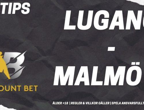 SPELTIPS 7/11: Lugano – Malmö FF