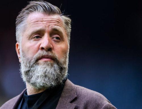 Tarik Elyounoussi ser ut att lämna AIK