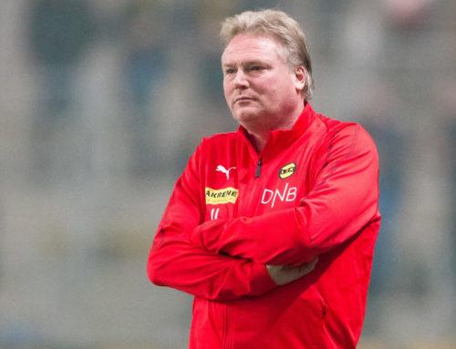Jörgen Lennartsson tvingas lämna Lilleström