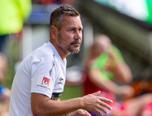 Marcus Lantz tar över som tränare för Mjällby