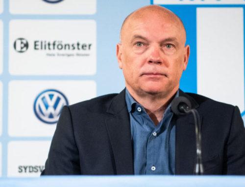 Uwe Rösler och Malmö FF går skilda vägar