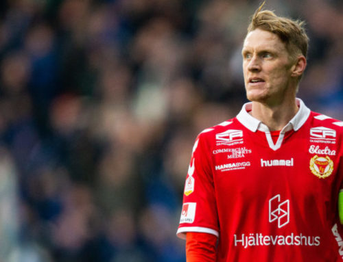 Rasmus Elm fortsätter att spela – men mest vid behov