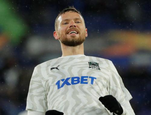Marcus Berg klar för IFK Göteborg