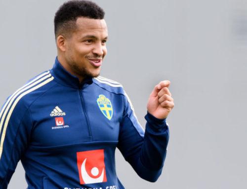 """Martin Olsson: """"Bajen är en bra klubb med grymma supportrar"""""""