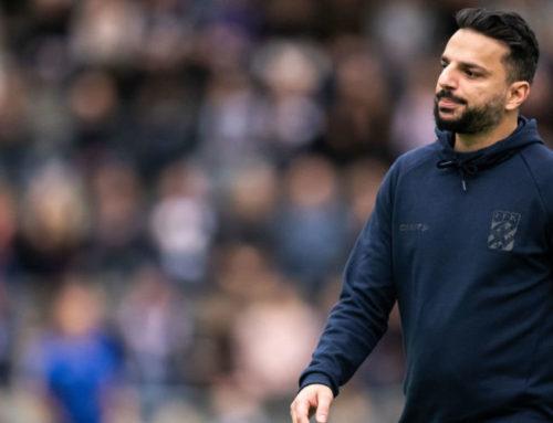 Poya Asbaghi får sparken av IFK Göteborg