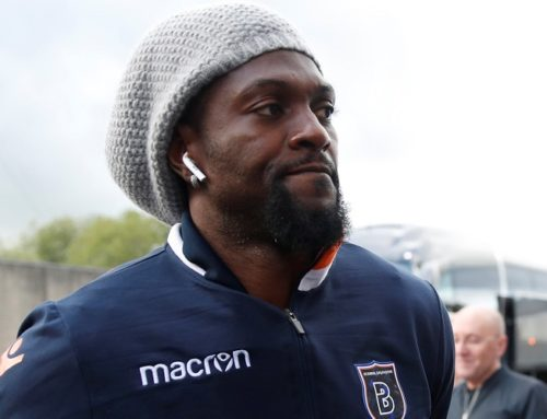 Emmanuel Adebayor klar för klubb i Uruguay
