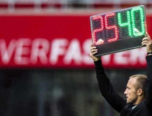 Fifa godkänner fler byten i matcher