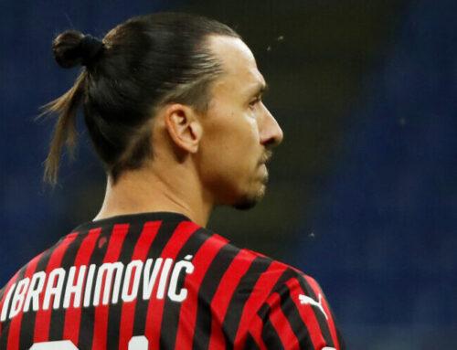 Uppgifter: Zlatan Ibrahimović testad positiv för corona – igen