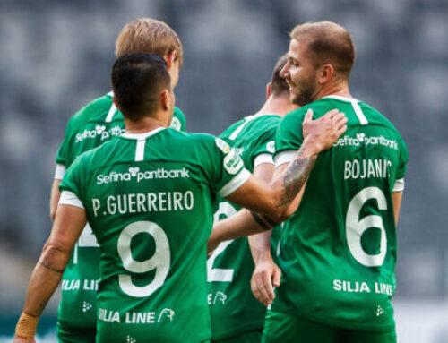 Malmö och Hammarby vidare i Europa League