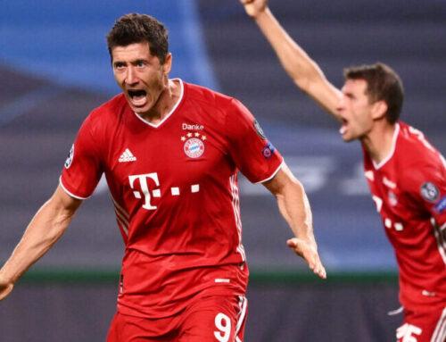 Bayern Munchen tog klar seger