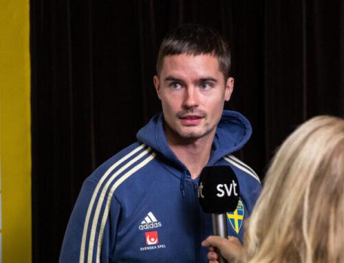 Lustig på väg till AIK?