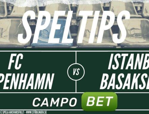 SPELTIPS 5/8: Europa League | FC Köpenhamn – Istanbul Başakşehir