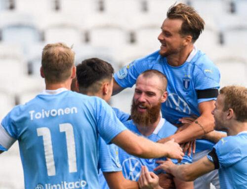 MFF segrade i seriefinalen – rycker i toppen