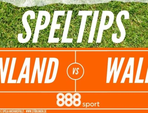 SPELTIPS 3/9: Nations League | Finland – Wales