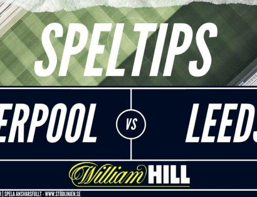SPELTIPS 12/9: Premier League | Liverpool – Leeds