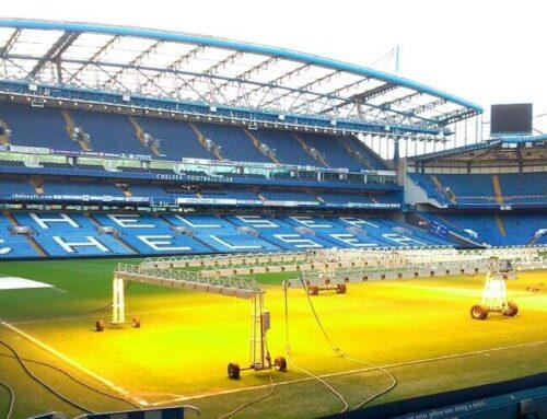 Delad poäng i toppmötet mellan Chelsea och Tottenham