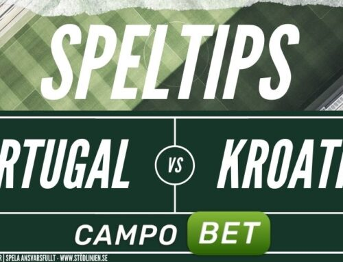 SPELTIPS 5/9: Nations League | Portugal – Kroatien