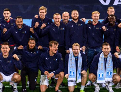 Malmö FF vinnare av allsvenskan 2020